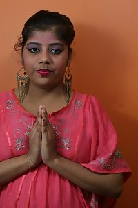 Chubby Rupali Indian Nude Babe