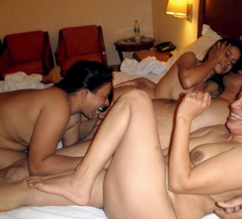 Hot indian group sex