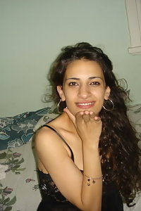 Anita Hot Indian Girl Shy Getting Naked