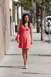 Indian Girls Nude Vijaya Singh Pink Lingerie