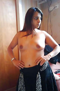 Horny Indian Tanishka Bhabhi Naked At Home