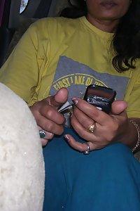 Indian Bhahi Smita Giving Blowjob To Lover