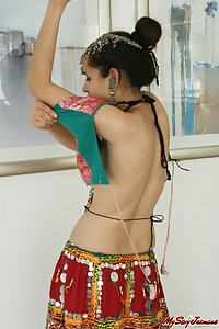 Jasmine Gujarati Indian Babe Role Play