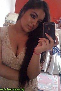 Busty Indian GF Bikini Nudes